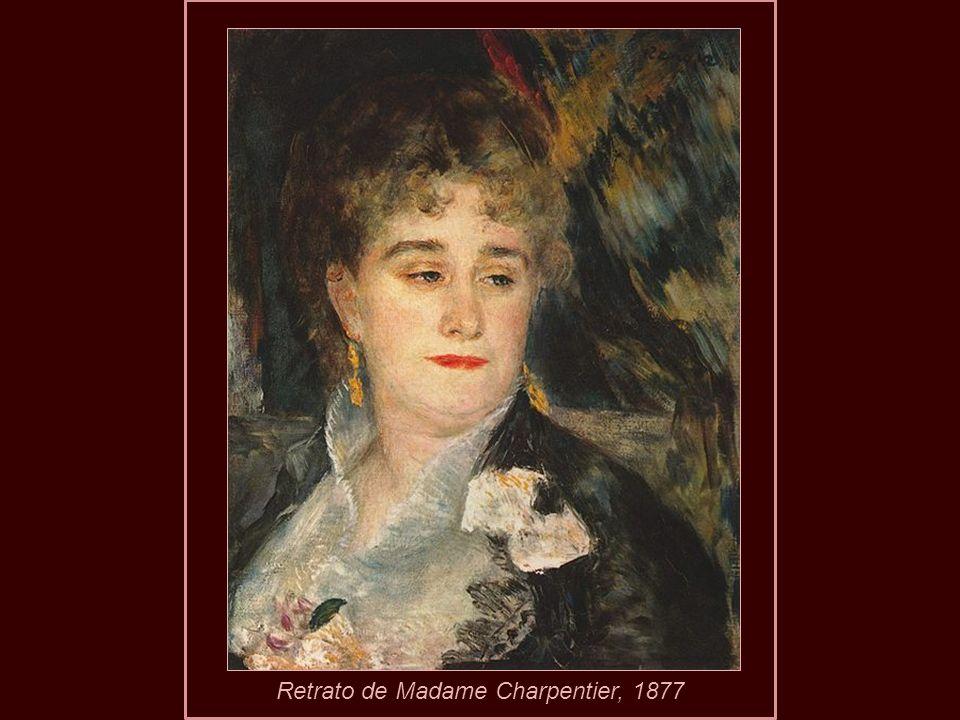En 1915, el primer verano de la posguerra Renoir visitó la tumba de su madre en Essoyes, y después viajó de nuevo a París. Ciudad donde el pintor, que