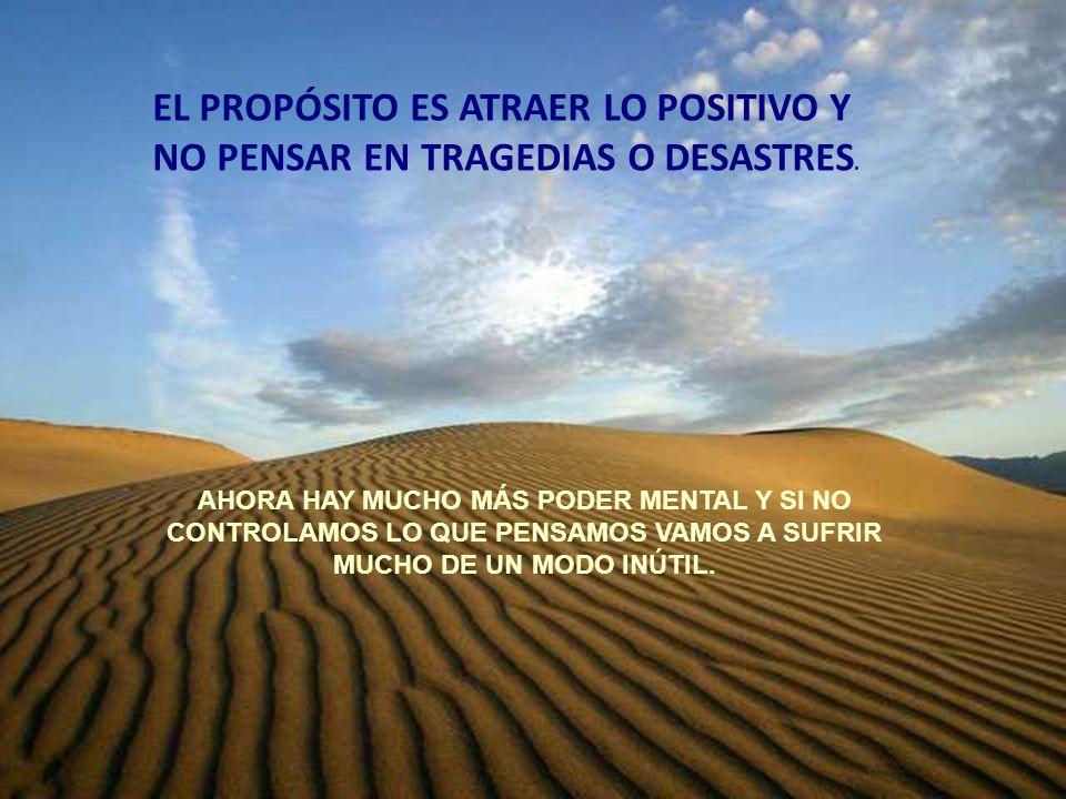 2012 Ningún fin del mundo, no, sólo un buen año para elevar tu estado de Consciencia y vibrar en el amor.