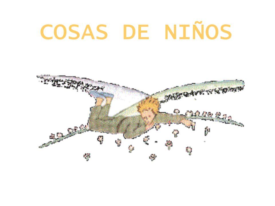 COSAS DE NIÑOS