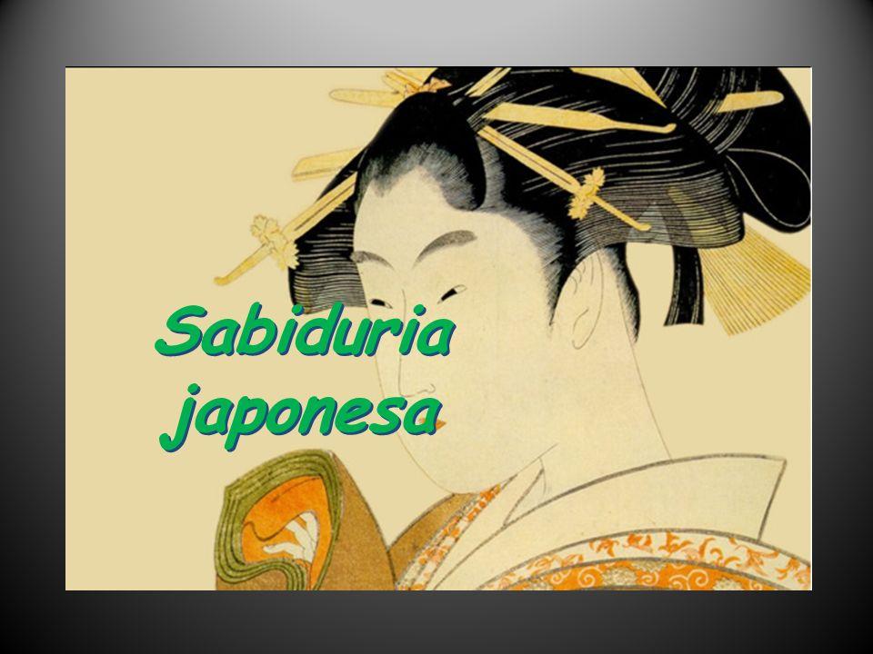 Sabiduria japonesa Sabiduria japonesa
