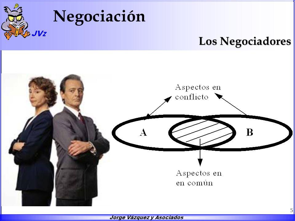 Jorge Vázquez y Asociados 26 Las Propuestas 7- Construya un puente de oro… y CRÚCELO!!.