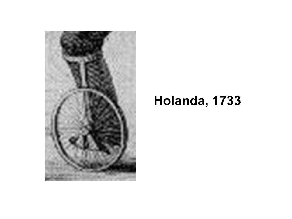 Holanda, 1733