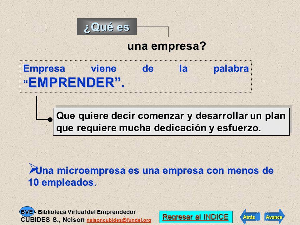 Qué es una EmpresaQué es una EmpresaQué es una EmpresaQué es una Empresa Clasificación de las EmpresasClasificación de las EmpresasClasificación de la
