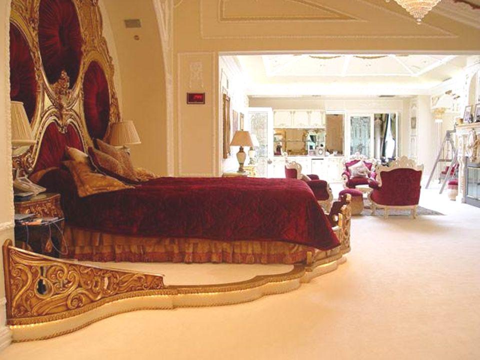 ¿Ya adivinaste. Una pregunta más: Esta suntuosa mansión pertenece a: 2 - ¿Un príncipe saudita.