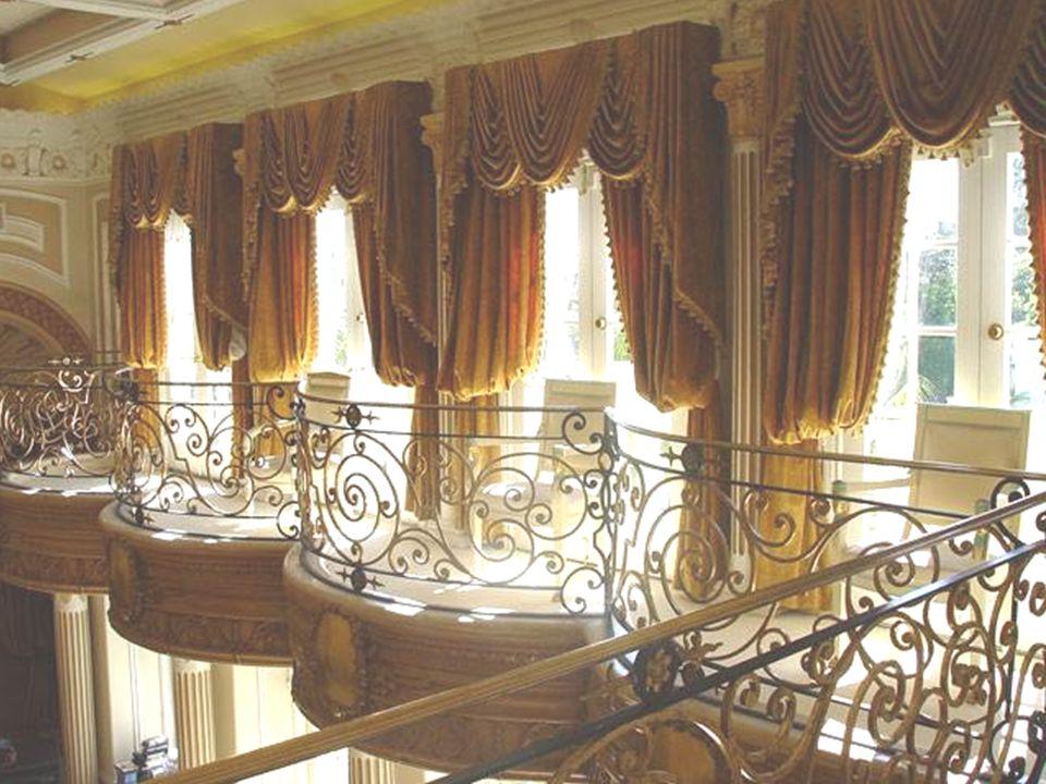 Vamos ver si aciertas… Esta mansión pertenece a: 1 - ¿Un billonario norteamericano.