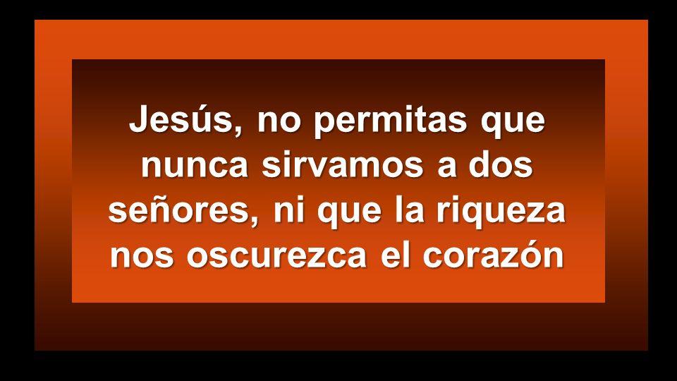 No seamos servidores de falsos altares Dios ha de ser nuestro único Señor (S. Espriu)