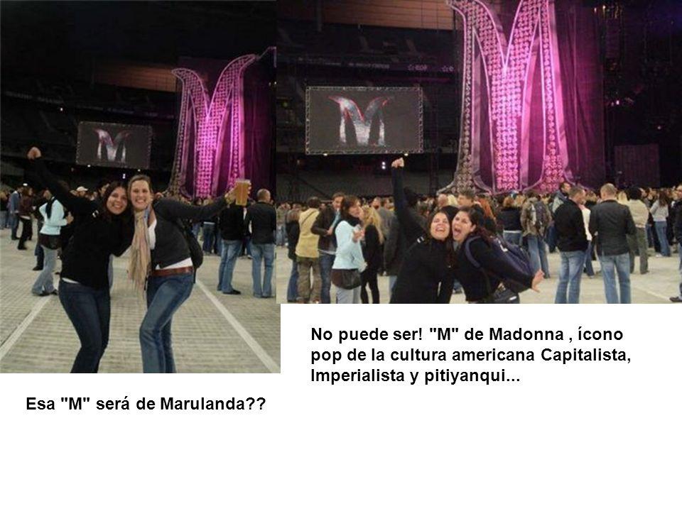 Esa M será de Marulanda?.No puede ser.