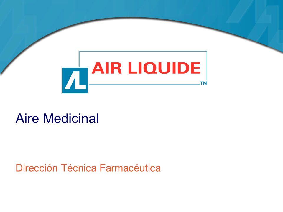 Aire Medicinal Dirección Técnica Farmacéutica