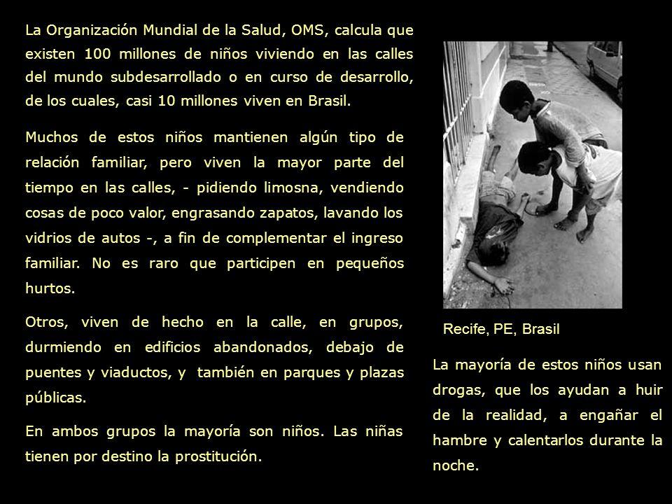 Más de 100,000 niñas son víctimas del explotación sexual en el Brasil, conforme cifras de la Organización Internacional del Trabajo. La película Anjos
