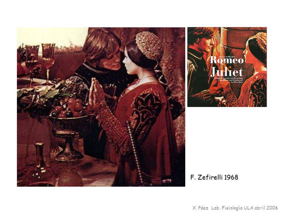 F. Zefirelli 1968