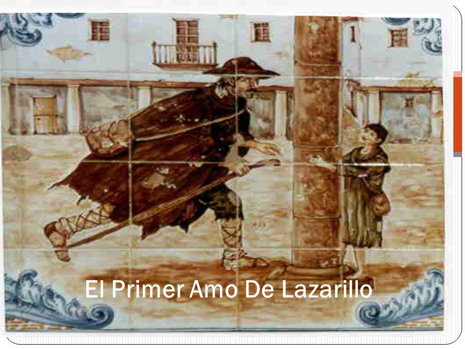 Mientras Lazarillo vive con el Ciego, Lazarillo se basa de muchas mañas y engaños para sobrevivir.