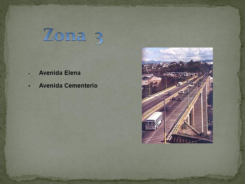 Avenida Elena Avenida Cementerio