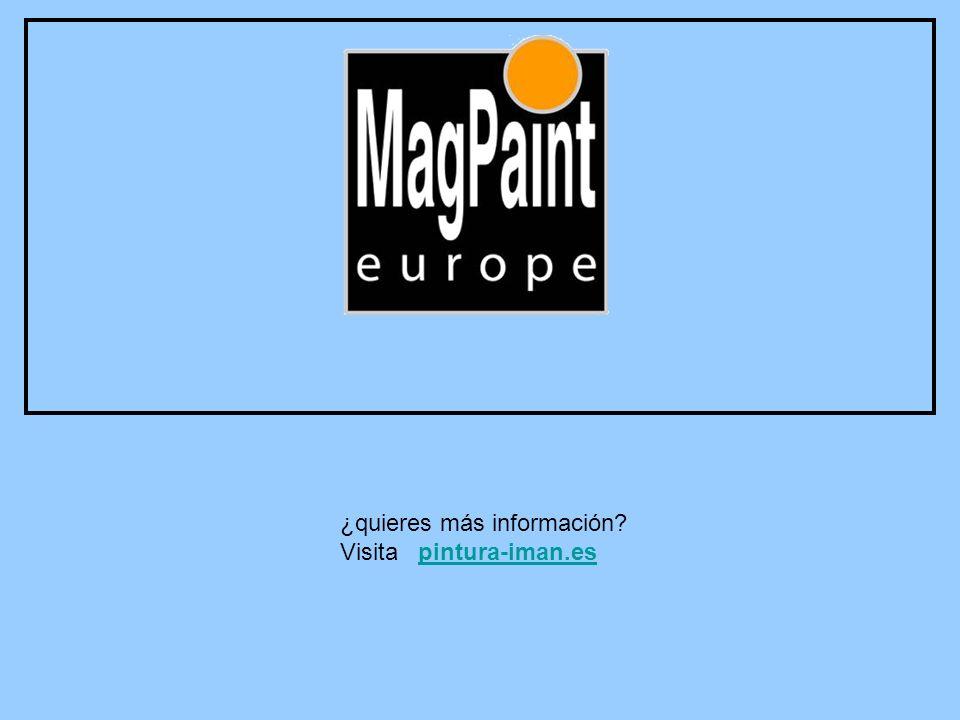 ¿quieres más información? Visita pintura-iman.espintura-iman.es