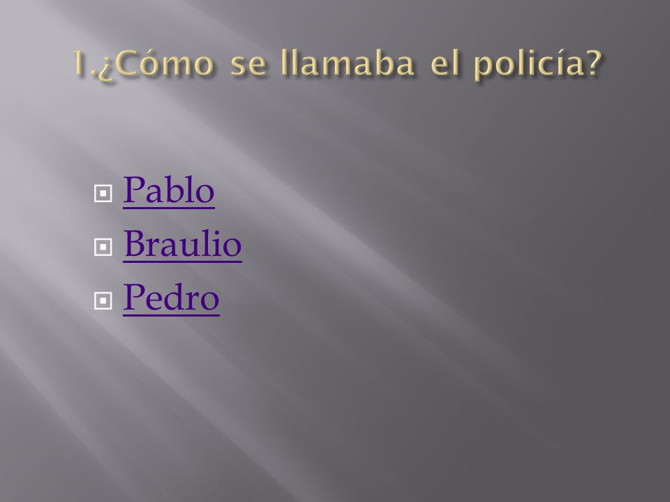 Pablo Braulio Pedro