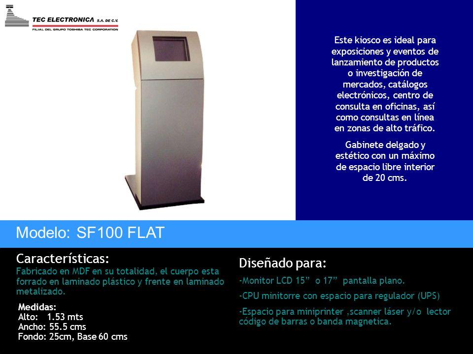 Modelo: KF300R Características: Fabricado en MDF en su totalidad, el cuerpo esta forrado en laminado plástico y frente en laminado metalizado.