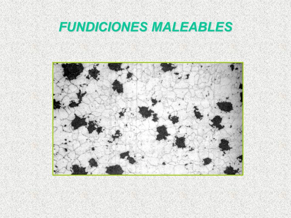 FUNDICIONES MALEABLES