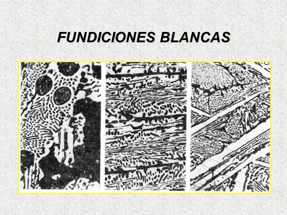 FUNDICIONES BLANCAS