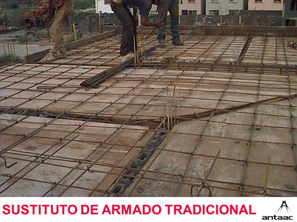 SUSTITUTO DE ARMADO TRADICIONAL