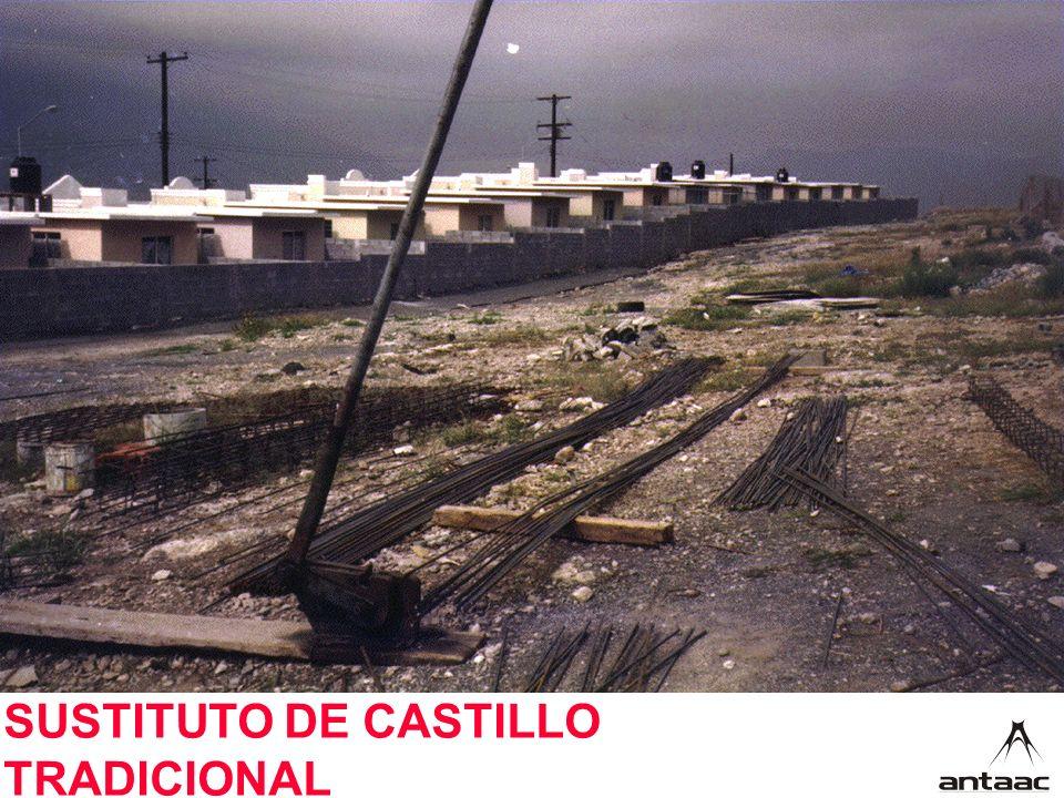 SUSTITUTO DE CASTILLO TRADICIONAL