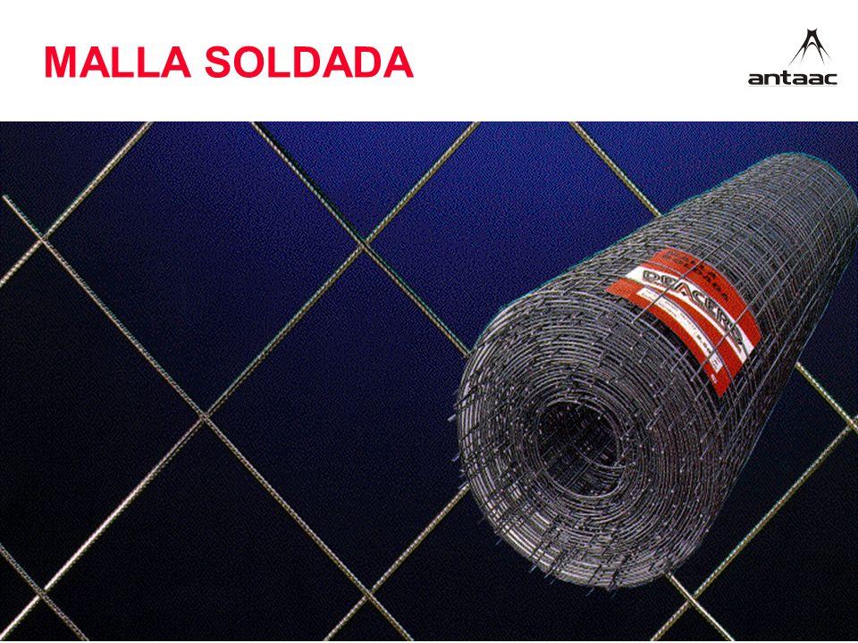MALLA SOLDADA