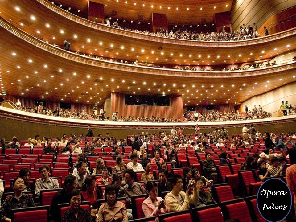 Palcos Ópera
