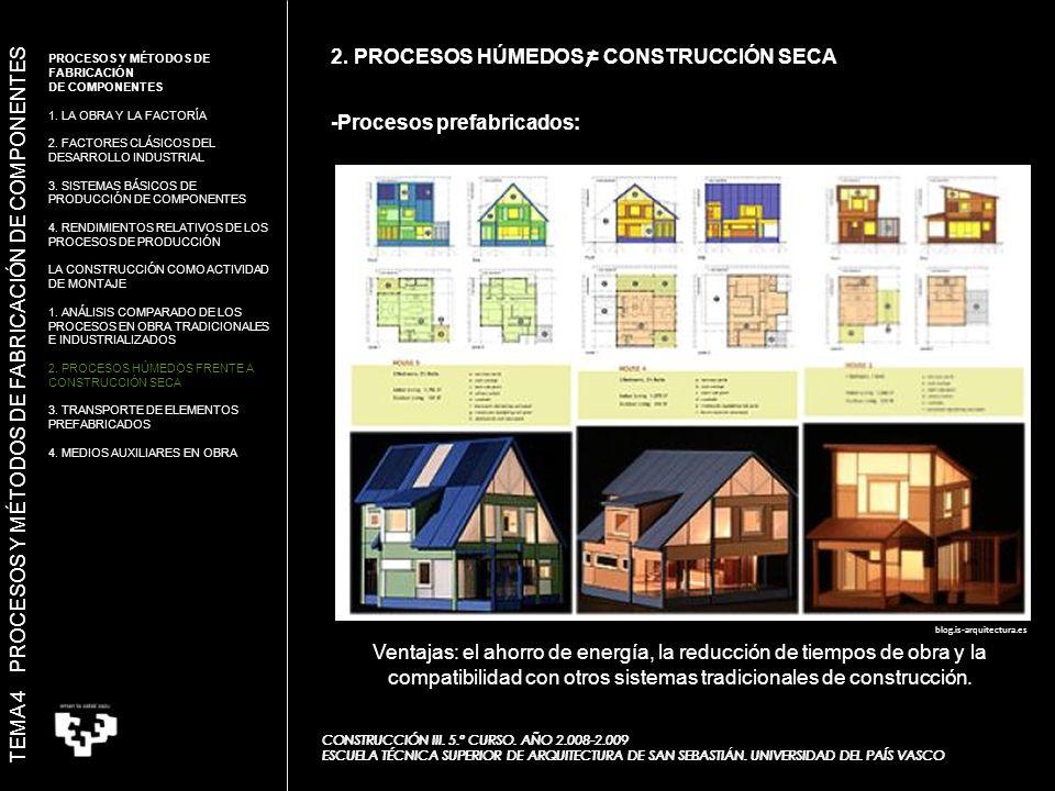 CONSTRUCCIÓN III.5.º CURSO.