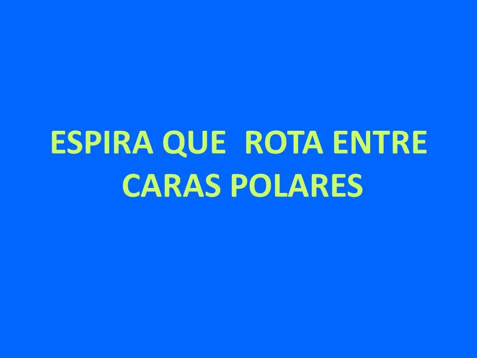 ESPIRA QUE ROTA ENTRE CARAS POLARES