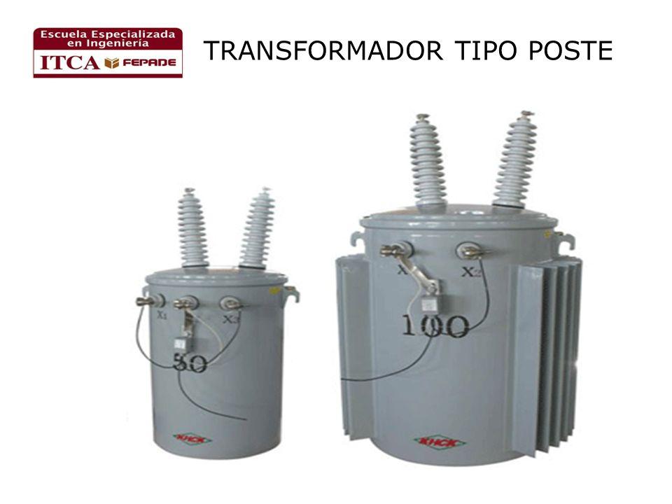 TRANSFORMADOR TIPO POSTE