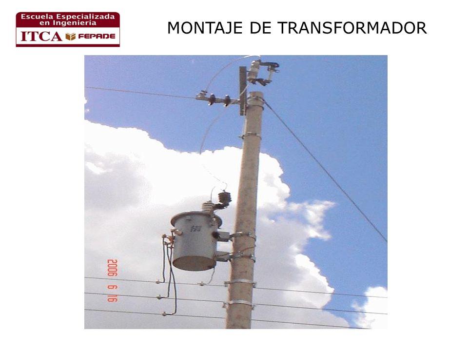 DATOS DE PLACA Placa de un transformador de distribución, Línea de 13200 v. CEL