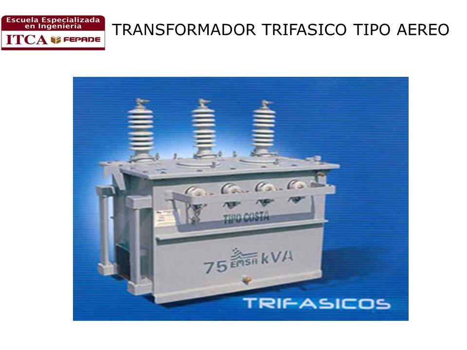 TRANSFORMADOR TRIFASICO TIPO AEREO