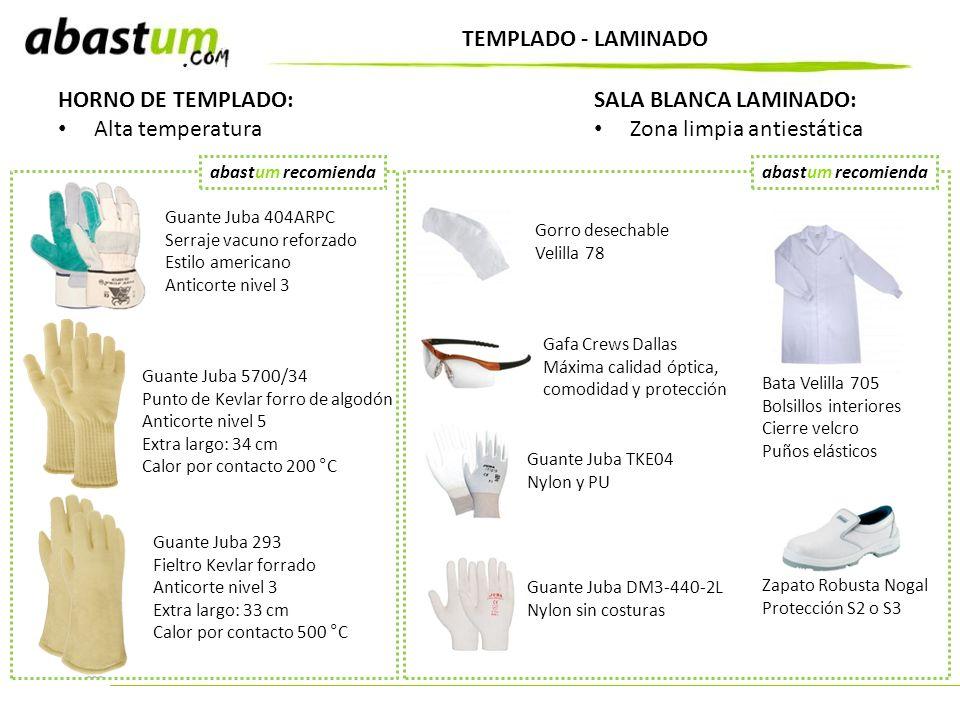 TEMPLADO - LAMINADO Guante Juba 5700/34 Punto de Kevlar forro de algodón Anticorte nivel 5 Extra largo: 34 cm Calor por contacto 200 °C Guante Juba 29