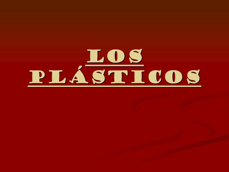 Introducción Materiales sintéticos: polímeros.Materiales sintéticos: polímeros.