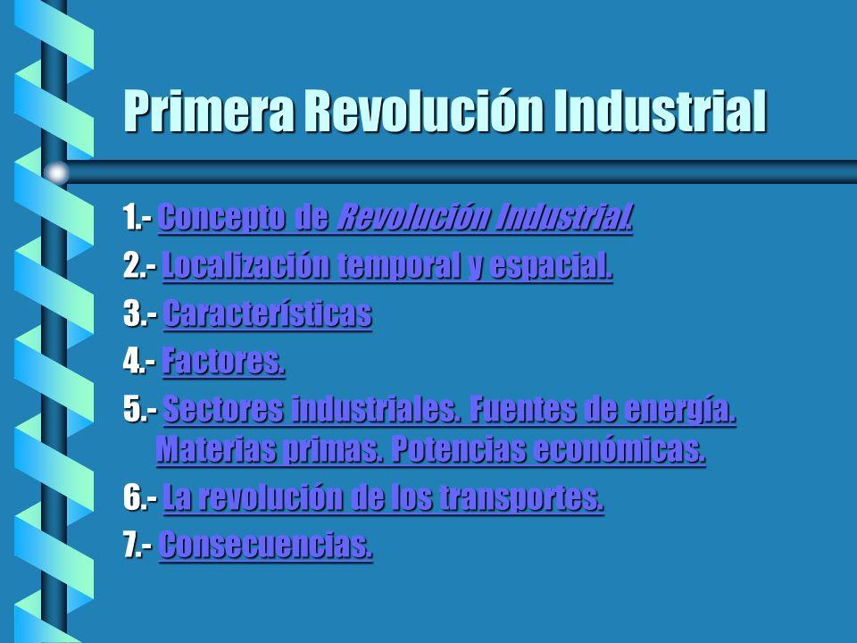 LA REVOLUCIÓN INDUSTRIAL LOS CAMBIOS SOCIALES Mª Pilar Aragó Isabel Plumed Curso 2003/2004