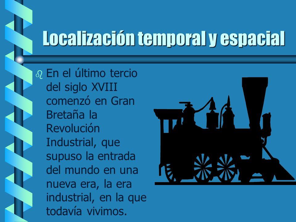 Concepto bRbRbRbRevolución Industrial, proceso de evolución que conduce a una sociedad desde una economía agrícola tradicional hasta otra caracterizad