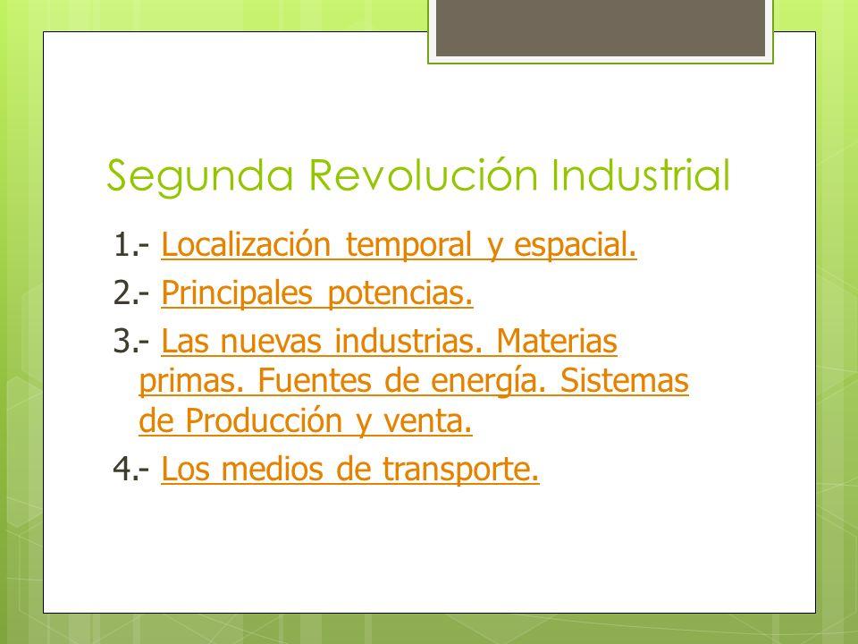 Transformaciones La producción creció mucho y los productos bajaron de precio. Las ciudades se multiplicaron y aumentaron su población, por la instala