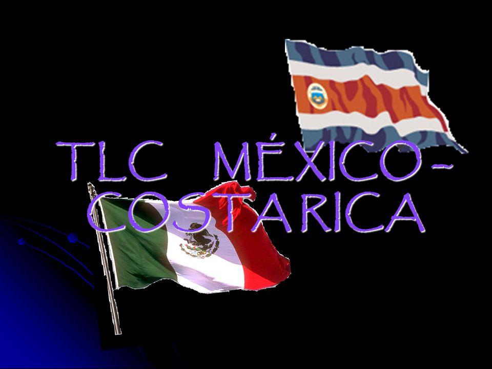 TLC MÉXICO – COSTA RICA