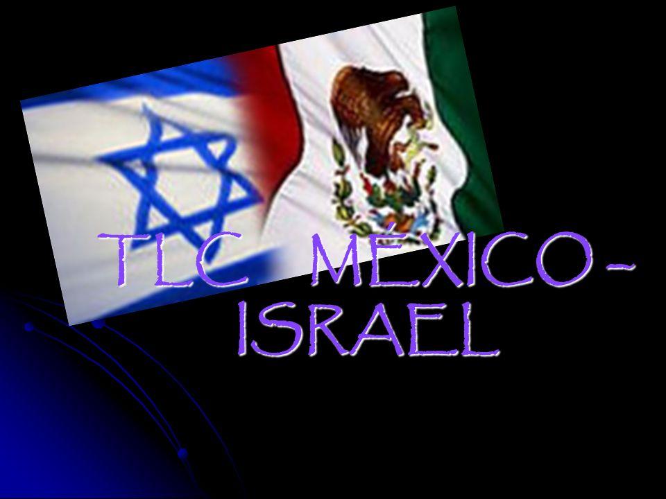 TLC MÉXICO – ISRAEL