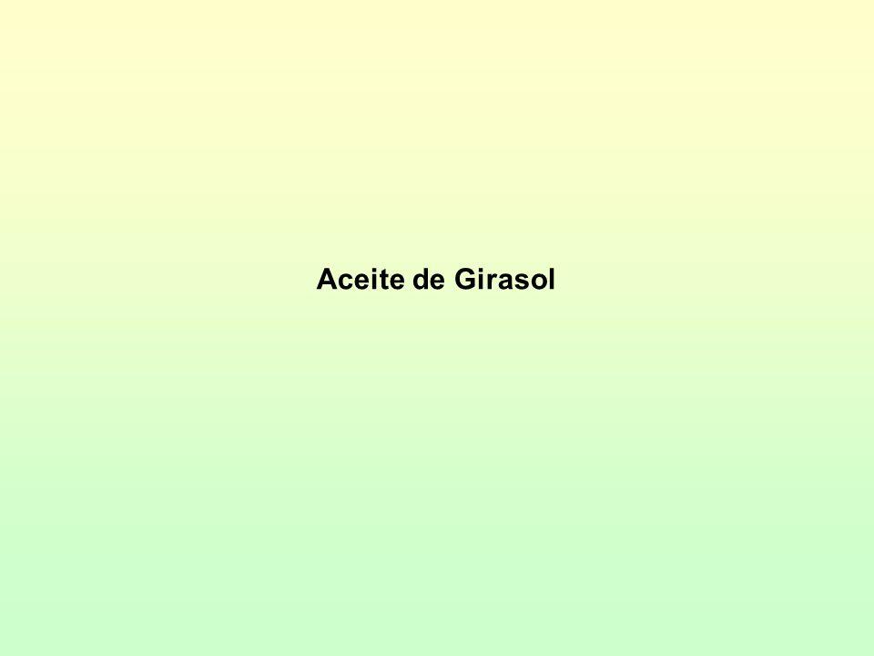 Girasol: un poco de historia Originario de EEUU - 3.000 antes de Cristo.