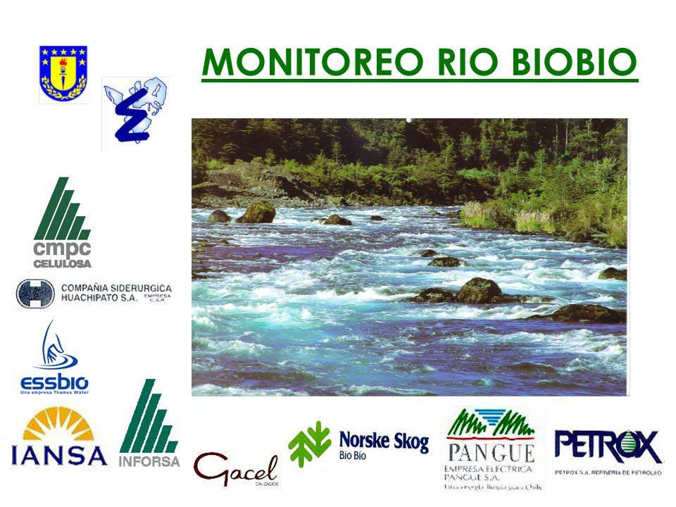MONITOREO RIO BIOBIO