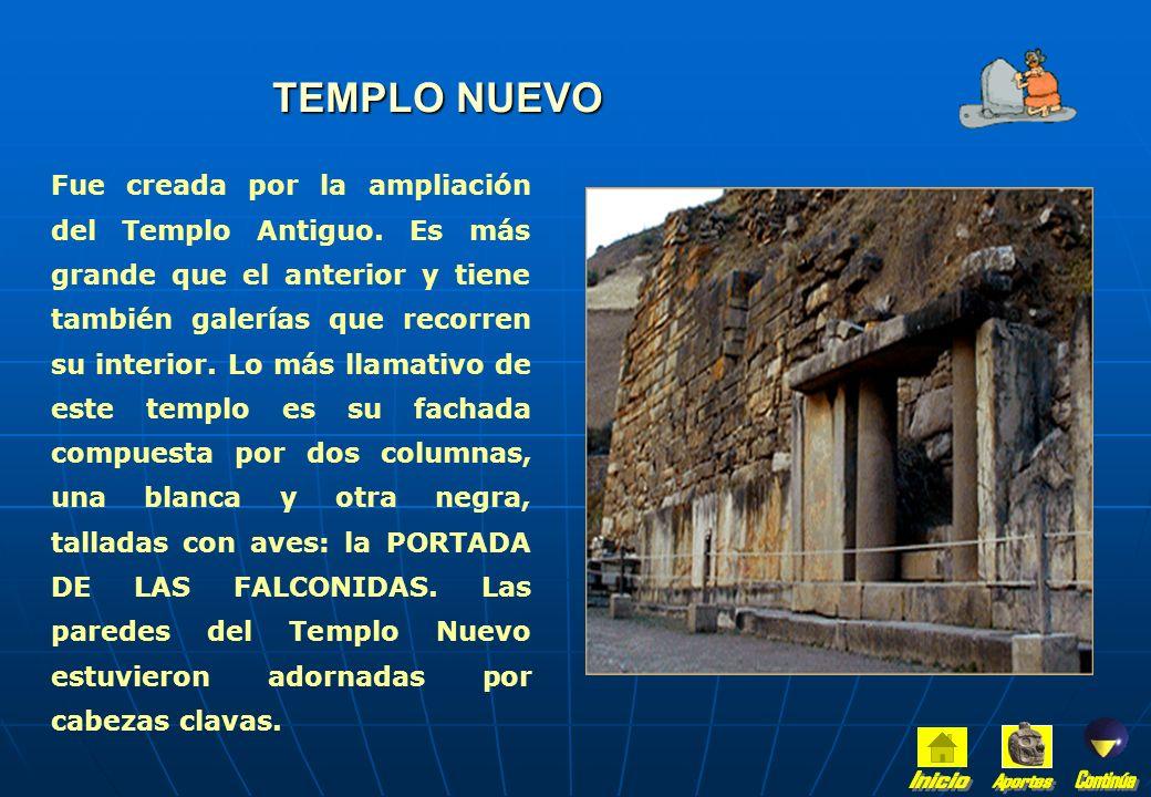 a. a.Es una construcción de piedra impresionante por su tamaño y solidez que se hizo a partir del año 800 a.c. b. b.Ubicación: en el río Mosna (Ancash