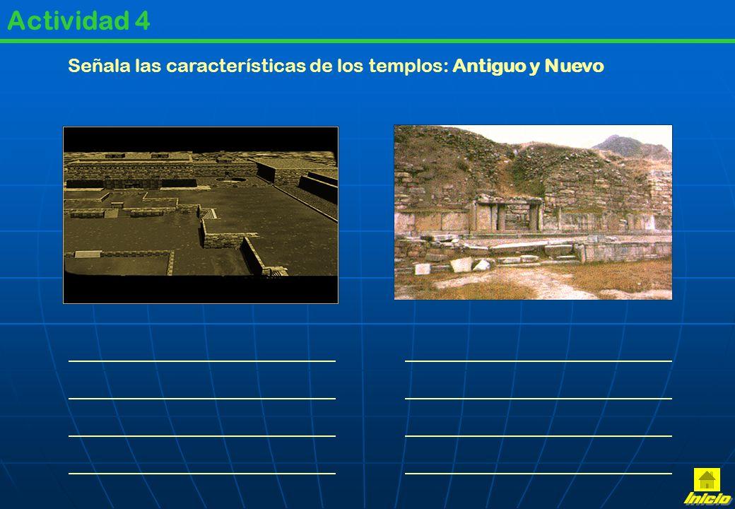 Actividad 3 I HORIZONTE TEMPRANO CHAVÍN Indica los principales desarrollos regionales de la Cultura Chavín A. B. C. 1. 2. 3. 4. 5. 6.