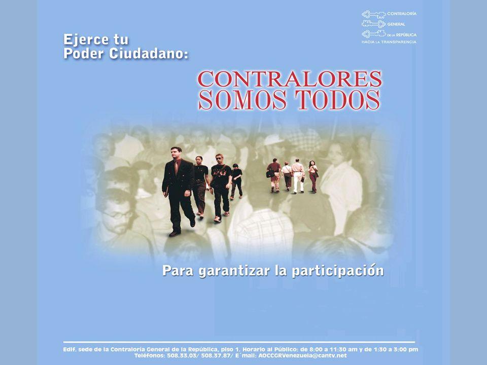 2 ORIENTACIONES PARA LA ASIGNACIÓN Y CONTROL DE RECURSOS PÚBLICOS OTORGADOS A CONSEJOS COMUNALES Lcda.