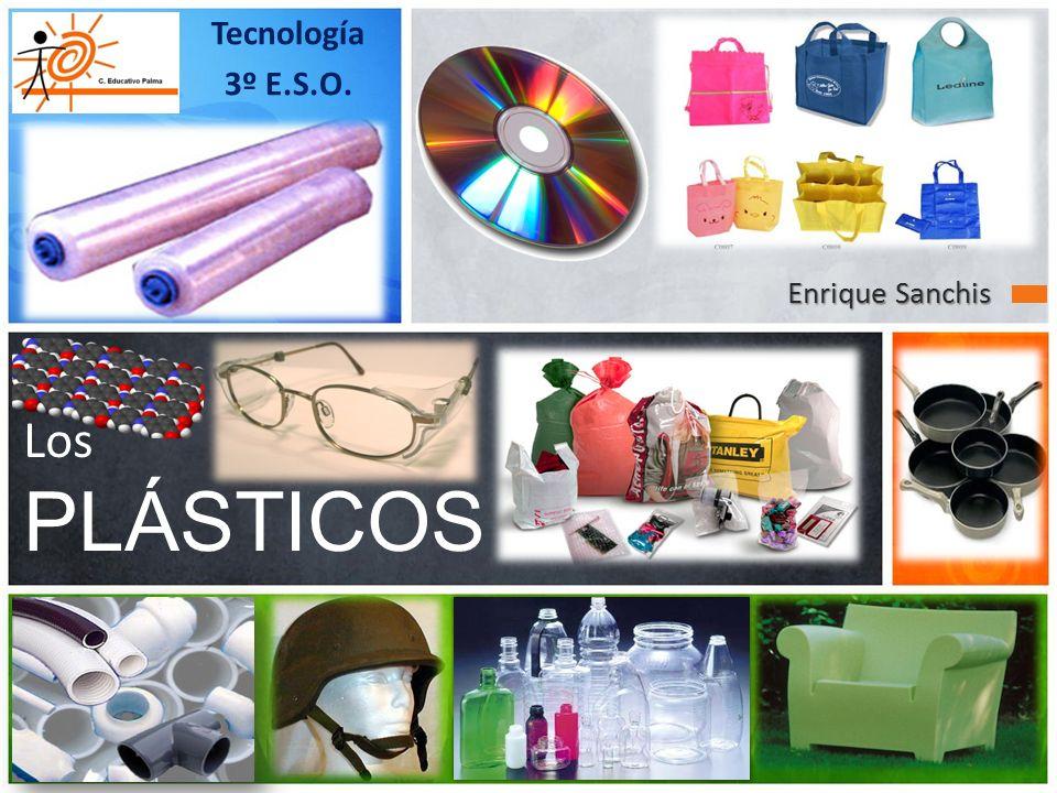 Para fabricar los siguientes objetos de plástico se han utilizado diferentes técnicas: LAMINADOMOLDEADO POR PRESIÓNSOPLADO Algunos plásticos al calentarse recuperan su forma original, razón por la cual se dice que los plásticos tienen memoria:
