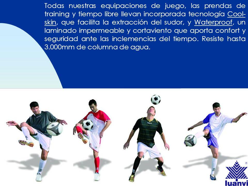 Saltar a la primera página Nuestro catálogo cuenta con más de 4.500 referencias para distintas disciplinas deportivas como Fútbol, Fútbol sala, Balonc