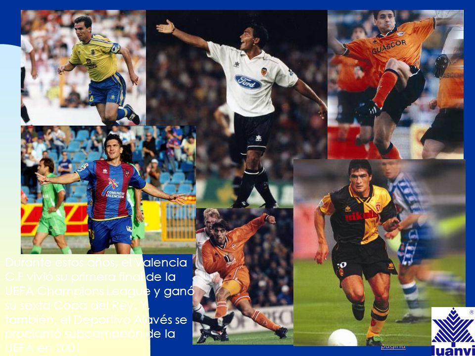 Saltar a la primera página En 1989, con el aumento de ventas de la empresa se produjo el cambio de proyecto centrándose en el mundo del deporte. Al co