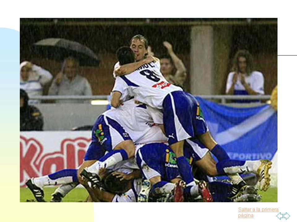 Saltar a la primera página Los más conocidos n Pozo de Murcia, considerado el mejor club del mundo de fútbol sala
