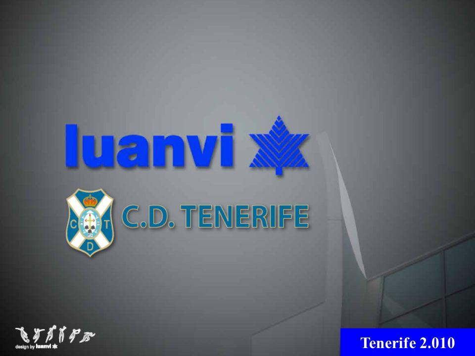 Saltar a la primera página Y ahora………….. n Nos gustaría compartir y ser partícipes de los éxitos del C.D.Tenerife