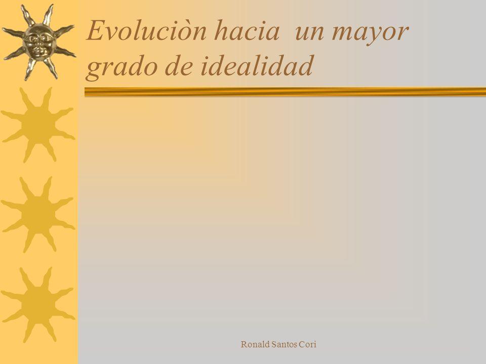 Ronald Santos Cori Evoluciòn en los estados