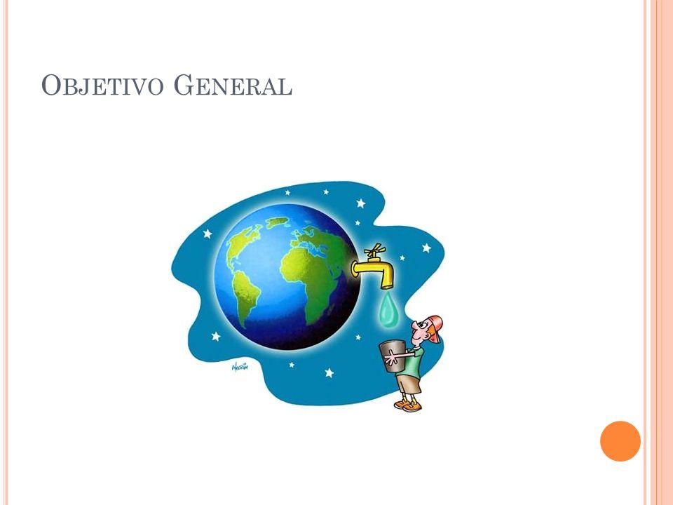 O BJETIVO G ENERAL