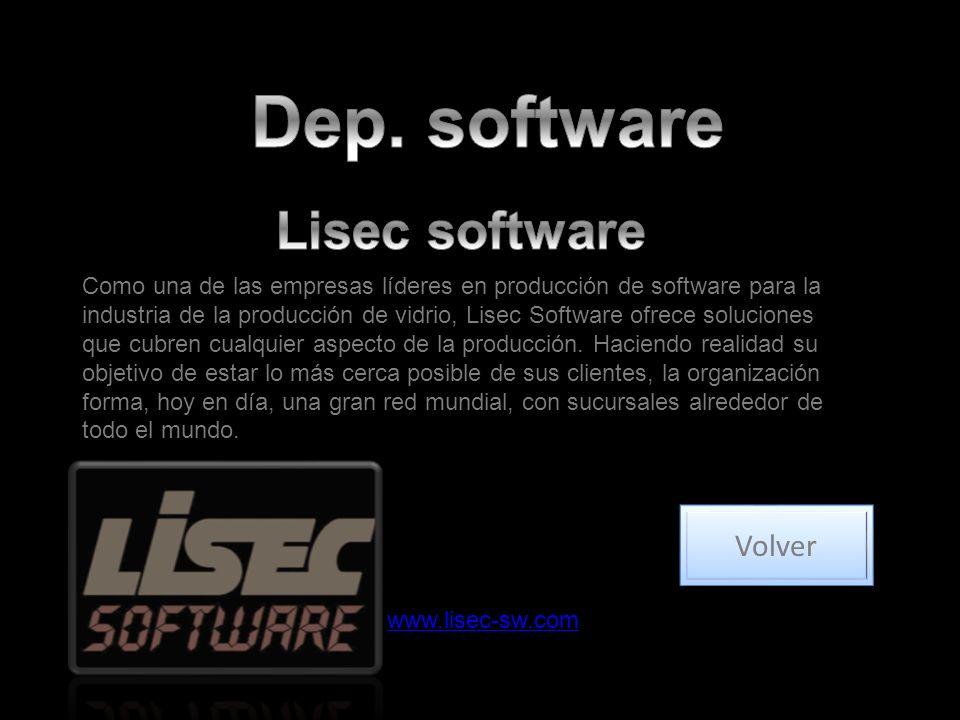 Como una de las empresas líderes en producción de software para la industria de la producción de vidrio, Lisec Software ofrece soluciones que cubren c